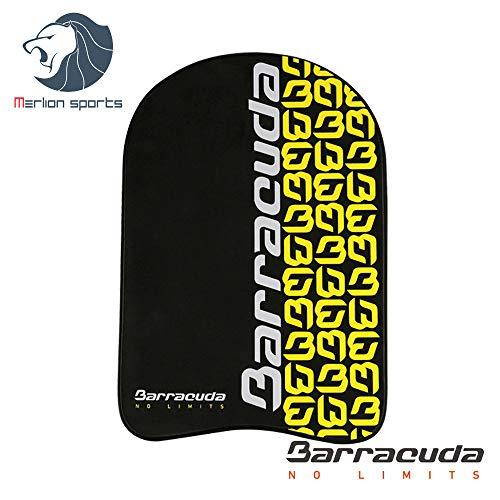 Barracuda Swimming Kickboard Glow Party CLASSICAL-Swim training aid, EVA, Float Floating Buoy, Chlorine-proof for adults men women IE-MAB14M (YELLOW)