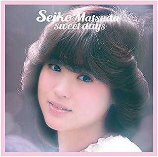 Seiko Matsuda sweet days(完全生産限定盤)