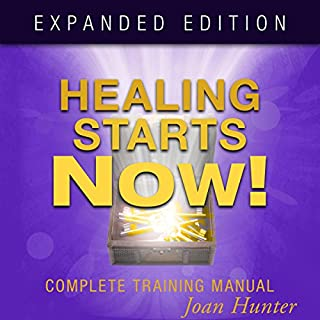 Healing Starts Now! cover art