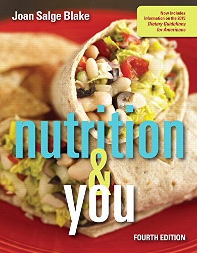 Nutrition & You (4th Edition)