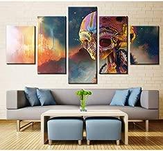 hllhpc afbeelding op canvas, afbeeldingen met dood...