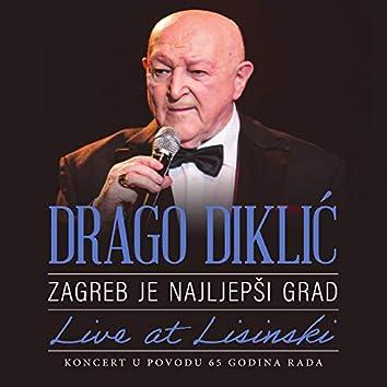 Zagreb Je Najljepši Grad (Live At Lisinski) - Koncert U Povodu 65 Godina Rada