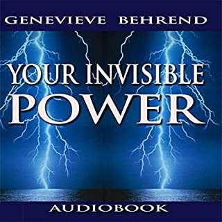 Your Invisible Power audiobook cover art
