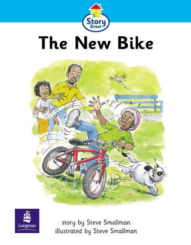 Story Street: Step 2 The New Bike (Literacy Land)の詳細を見る