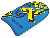 Schildkroet-Funsports Unisex's Body Board, Multi-Colour, Small