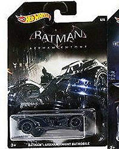 Hot Wheels Batman Arkham Knight Batmobile 6/6 1:64