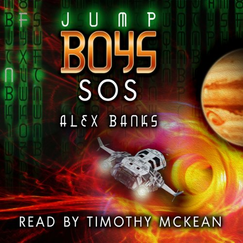 Jump Boys audiobook cover art