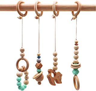 Best wooden baby gym toys Reviews
