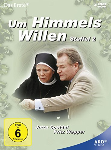 Um Himmels Willen - Staffel 2 (4 DVDs)