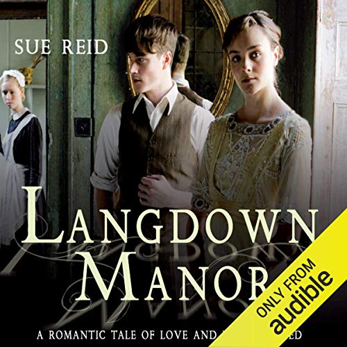 Langdown Manor audiobook cover art