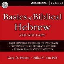 Basics of Biblical Hebrew Vocabulary