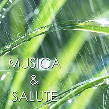 Musica e Salute: Suoni Rilassanti Orientali di Piano e Natura per Raggiungere la Pace Interiore e Stati Profondi di Meditazione