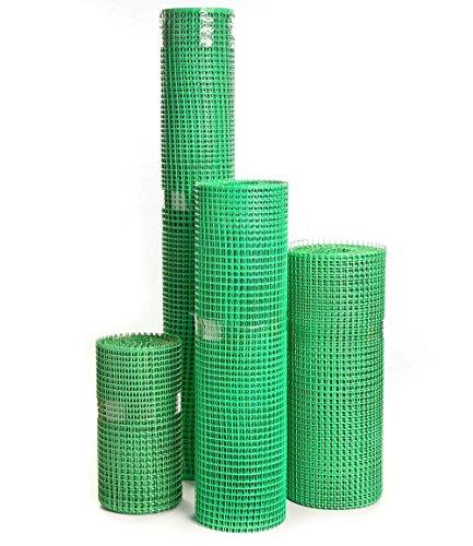 Kunststoffzaun Kunststoffgitter Gartennetz Maschengewebe Kunststoffzaun Beetschutz Schutznetz Baumnetz Höhe 120cm (10 Meter)
