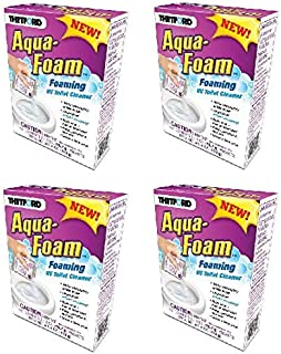 Thetford Aqua-Clean Toilet Cleaner 96009, Pack of 3 (Quantity 4)
