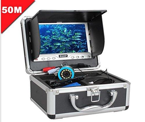 iCayz Unterwasserfischen- Video -Kamera-Kit, Professionelle Fish Finder