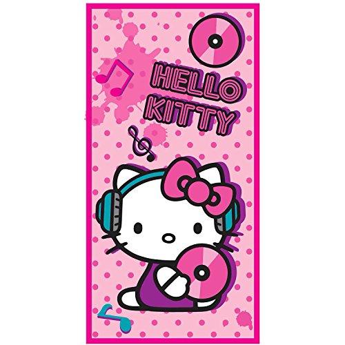 Toalla Hello Kitty Music