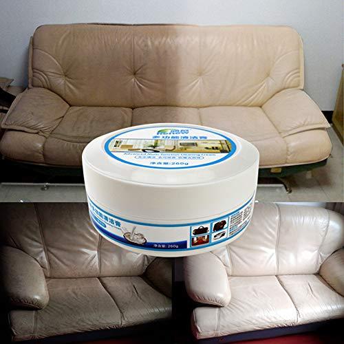 Crema de limpieza, Hunpta 1 paquete de limpiador de piel para reacondicionar la crema de limpieza blanco