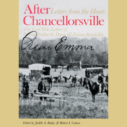 After Chancellorsville  Audiolibri
