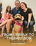 From unruly to therapy dog: The amazing journey