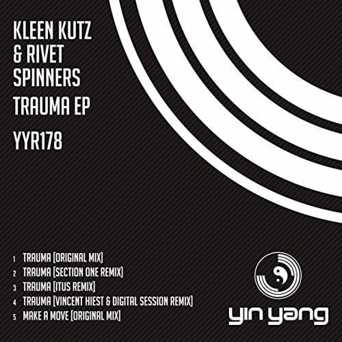 Kleen Kutz & Rivet Spinners
