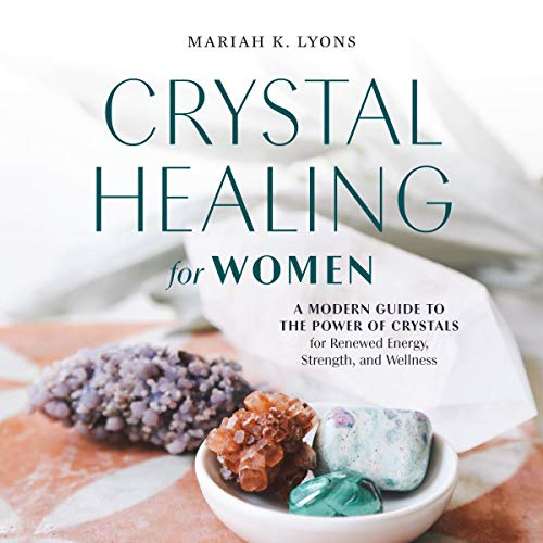 Crystal Healing for Women cover art