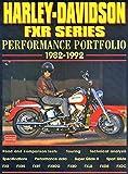 Harley-Davidson FXR Series 1982-1992 (Motorcycle Performance Portfolio Series)