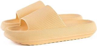 Bingxy Super Zachte Huis Slippers, Super Zachte Huis Slippers Anti-Slip Dikke Zool For A Badkamer Douche Vrouwen Mannen