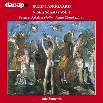 Langgaard: Violin Sonatas