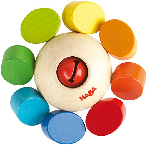 HABA Whirlygig Clutching Toy (Made in Germany)