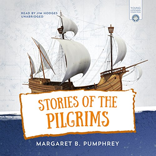 Stories of the Pilgrims audiobook cover art