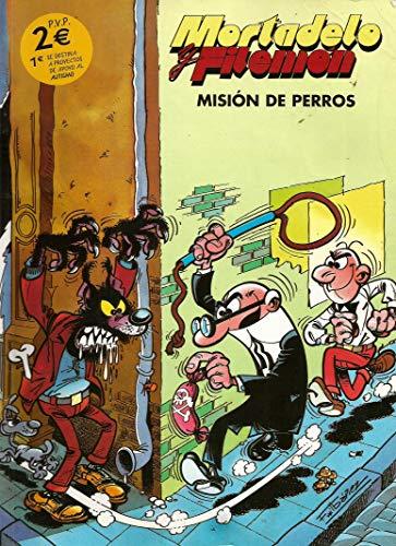 MISION DE PERROS: FUNDACION SOLIDARIDAD CARREFOUR (VENTAS ESPECIALES 3)