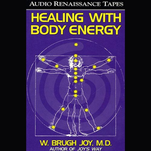 Healing with Body Energy audiobook cover art