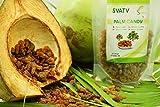 SVATV - Edulcorante natural / Azúcar :: Hecho en India (Palm Candy, 500g)