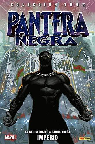 Pantera Negra: Imperio - Número 1