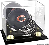 Chicago Bears Mini Helmet Display Case - Football Mini Helmet Free Standing Display Cases