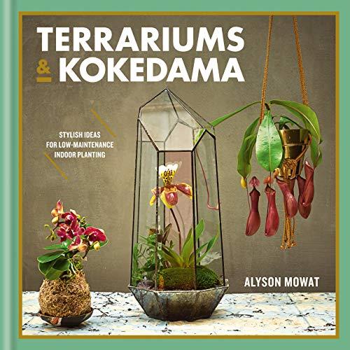 Terrariums & Kokedama (English Edition)