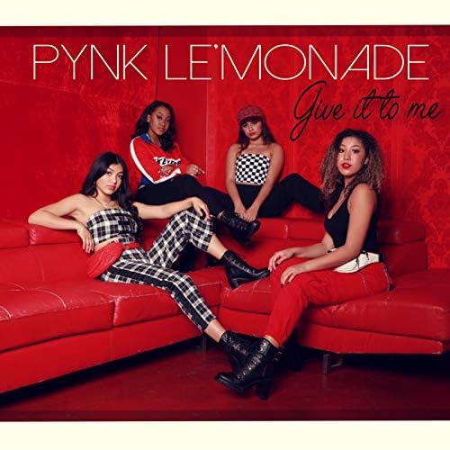 Pynk Le'Monade