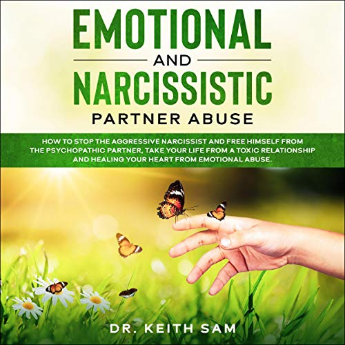 Emotional and Narcissistic Partner Abuse  By  cover art