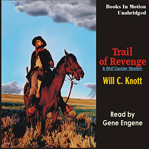 Trail of Revenge audiobook cover art