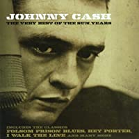 The Very Best of the Sun Years by Johnny Cash (2001-03-20)