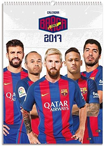 Grupo Erik Editores Fc Barcelona - Calendario 2017, A3