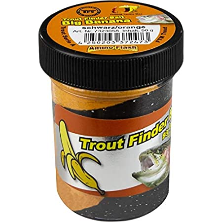 Pure Fishing Berkley Powerbait Trout Bait Tutti Frutti 1525276 Forellenpaste Paste Forellenteig Teig Forellenangeln