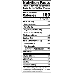 Amazon Brand – Happy Belly Whole Raw Almonds, 48 Ounce