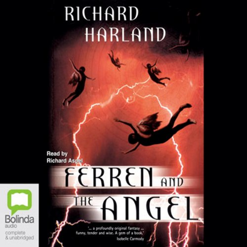 Ferren and the Angel audiobook cover art