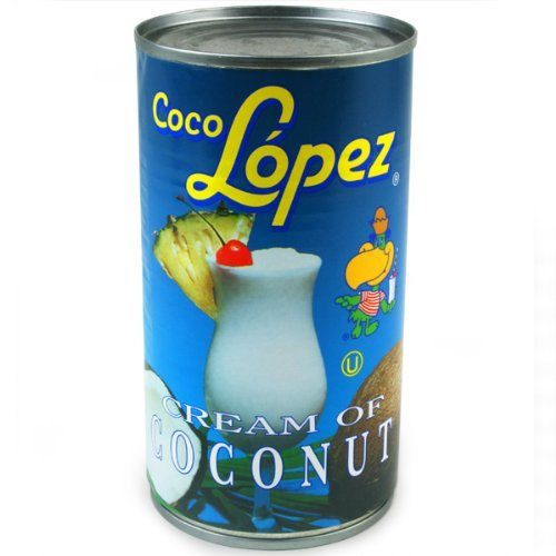Coco Lopez dm106creme der Kokosnuss Cocktail Mix