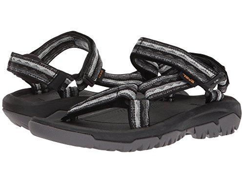 Teva Women's Tirra Athletic Sandal (42 M EU / 11 B(M) US, Lago Black/Grey)