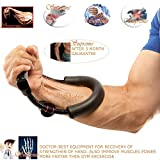 Supreme Deals Power Muscular Professionals Ergonomic Wrist and Hand Exerciser for Home Workout