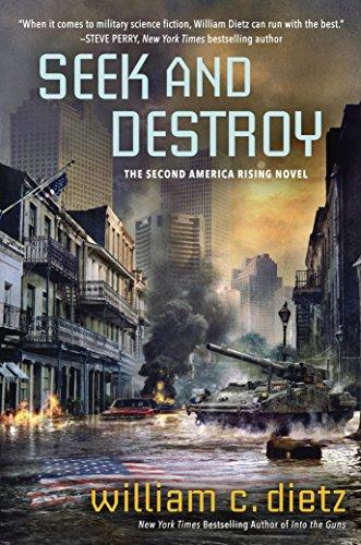 Seek and Destroy (America Rising Book 2) (English Edition)