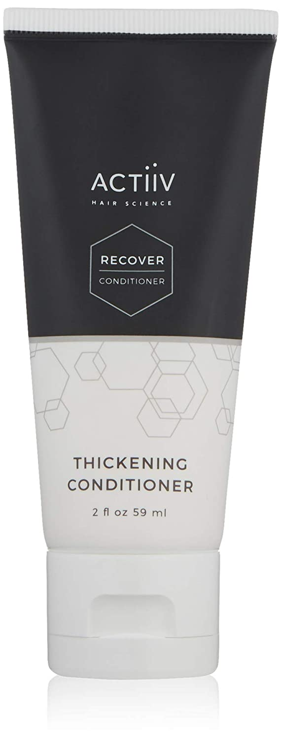 ACTIIV Save money famous Recover Thickening Conditioner Loss Hair
