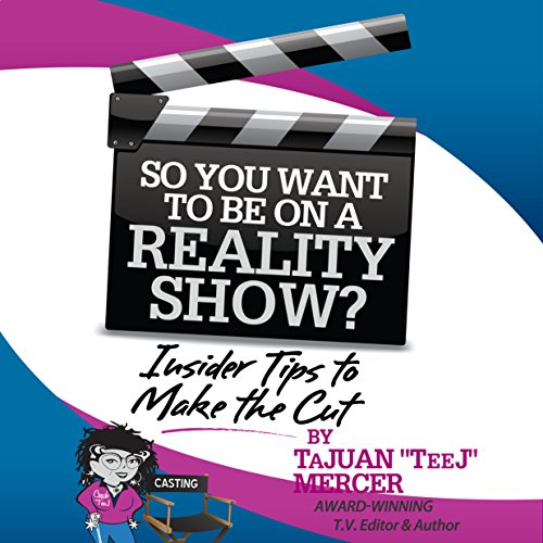So You Want to Be on a Reality Show? audiobook cover art